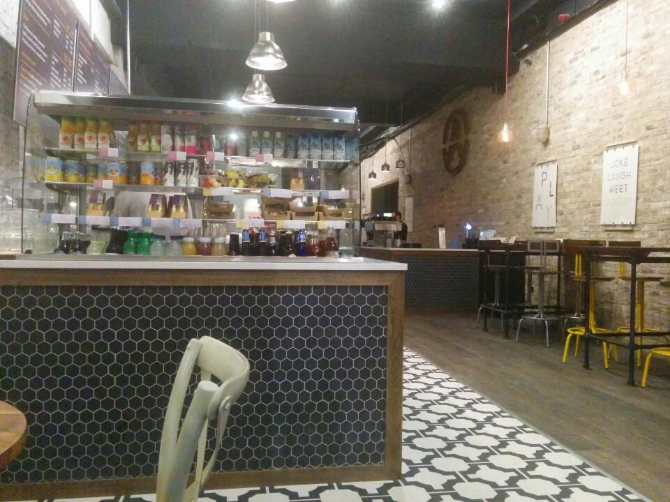 Reasons to eat out in Exeter - Artigiano Espresso Bar