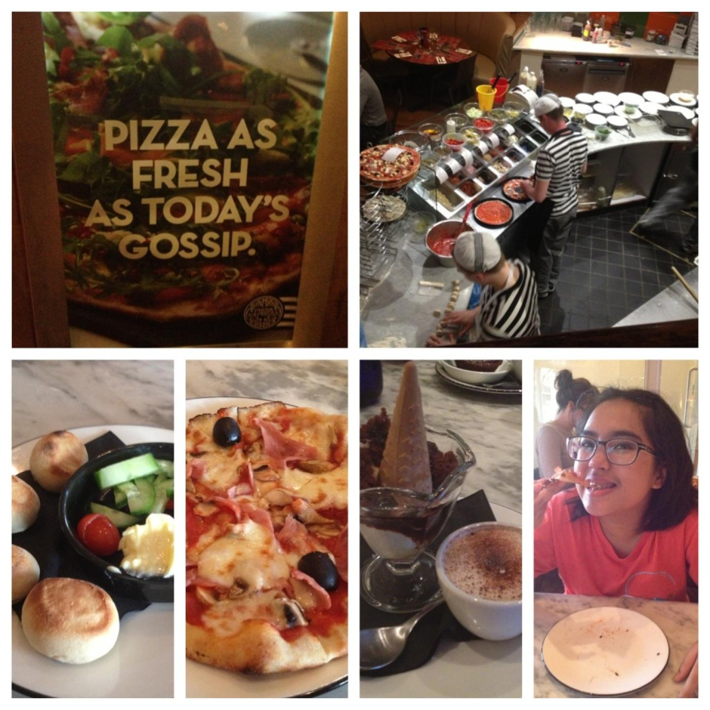Reasons to eat out in Exeter - PizzaExpress
