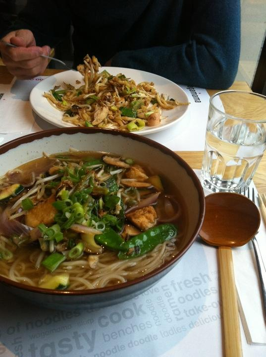 Reasons to eat out in Exeter - Wagamama