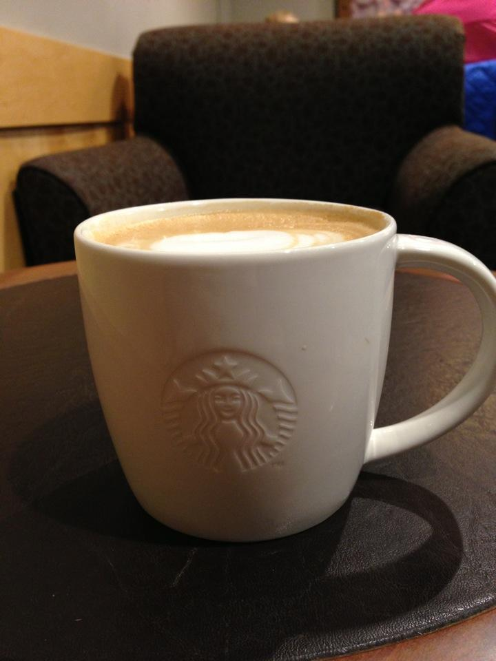 Reasons to eat out in Exeter - Starbucks