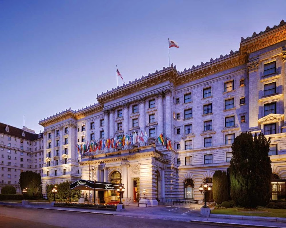 Reasons to stay in San Francisco - Fairmont San Francisco