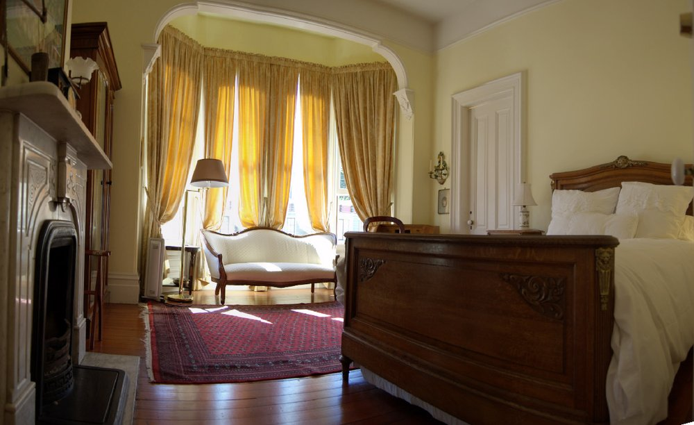 Reasons to stay in San Francisco - Parsonage