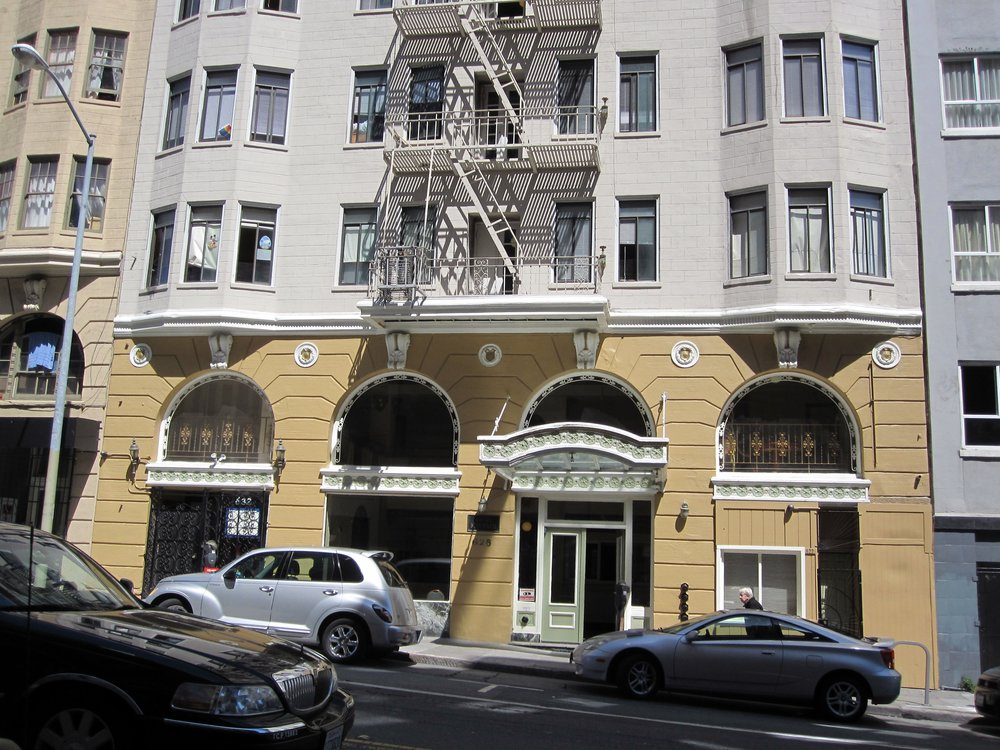 Reasons to stay in San Francisco - Mayfair Hotel