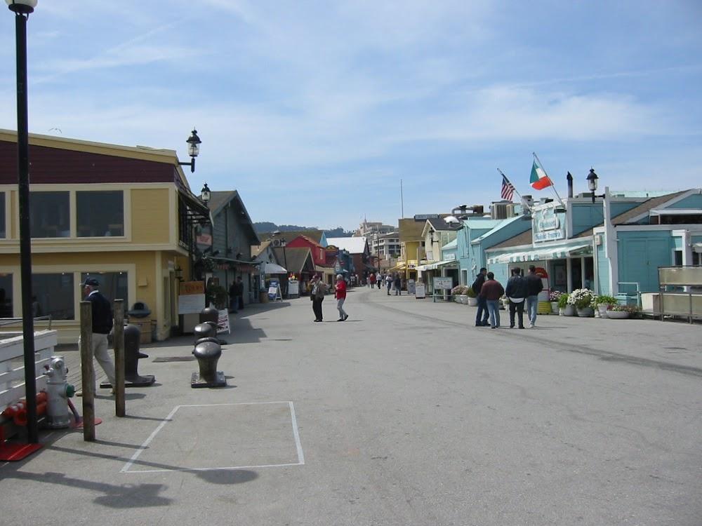 Reasons to visit Monterey - Fisherman's Wharf