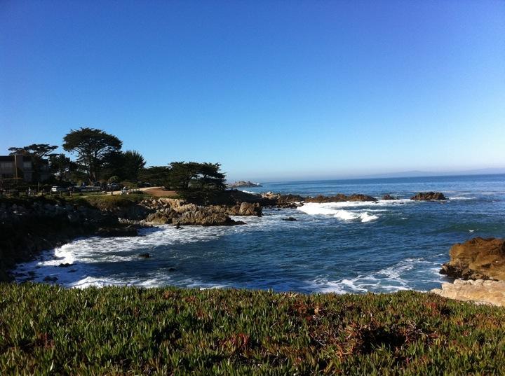 Reasons to visit Monterey - Monterey Bay Coastal Trail