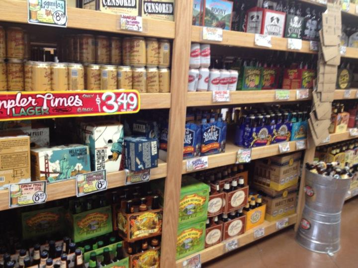 Reasons to visit Monterey - Trader Joe's