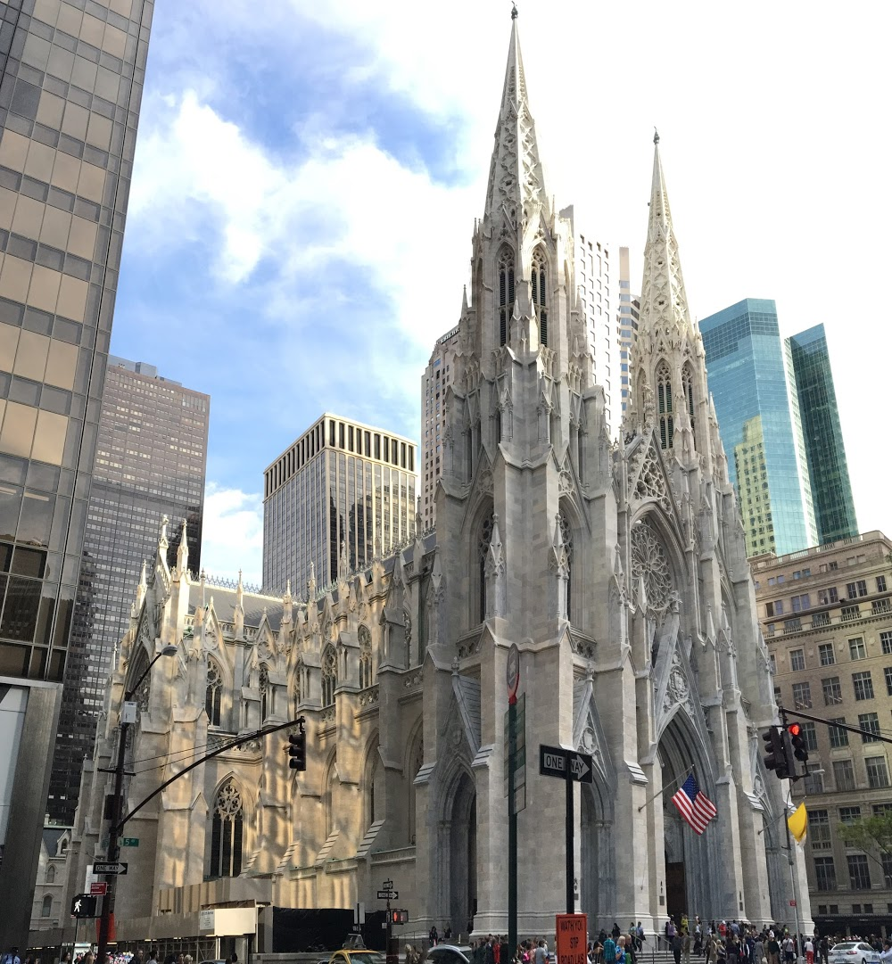 Reasons to visit New York - St. Patrick's Cathedral
