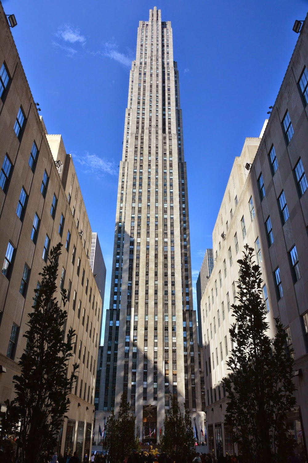 Reasons to visit New York - Rockefeller Center