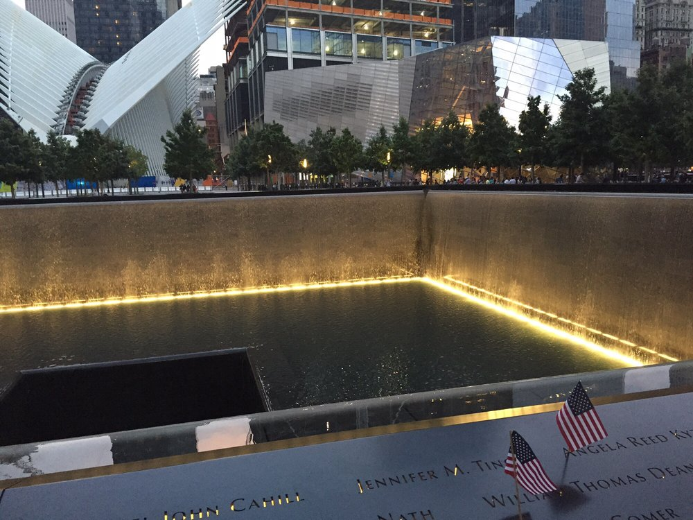 Reasons to visit New York - 9/11 Tribute Center