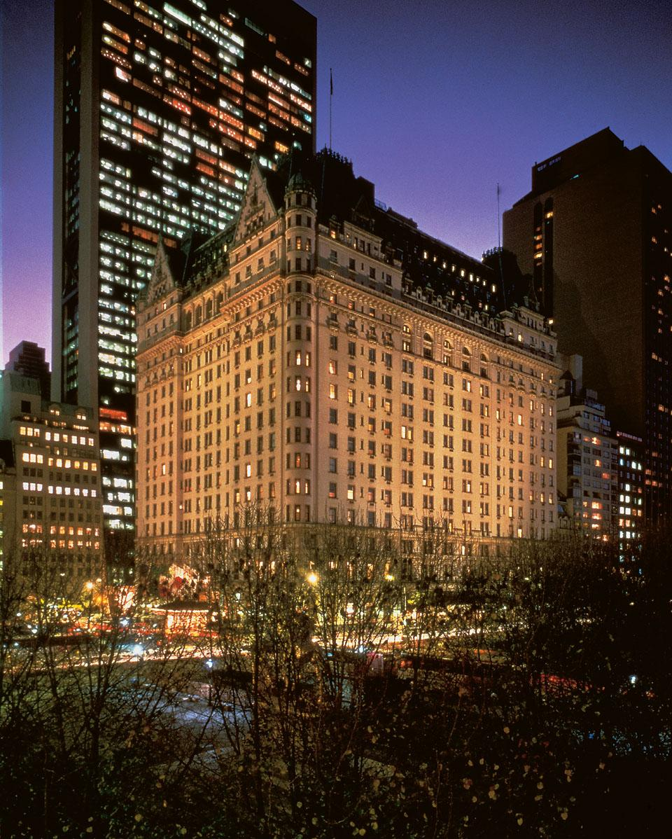Reasons to visit New York - The Plaza Hotel