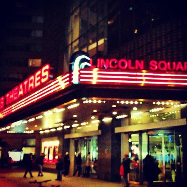 Reasons to visit New York - AMC Loews Lincoln Square 13