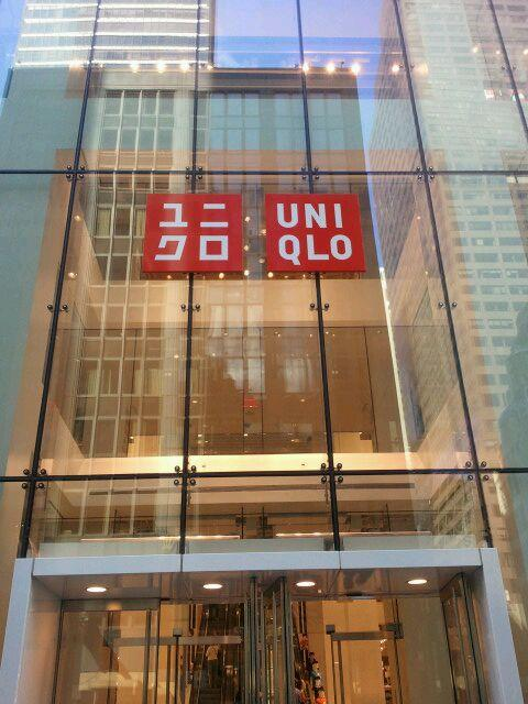 Reasons to visit New York - UNIQLO 5th Ave