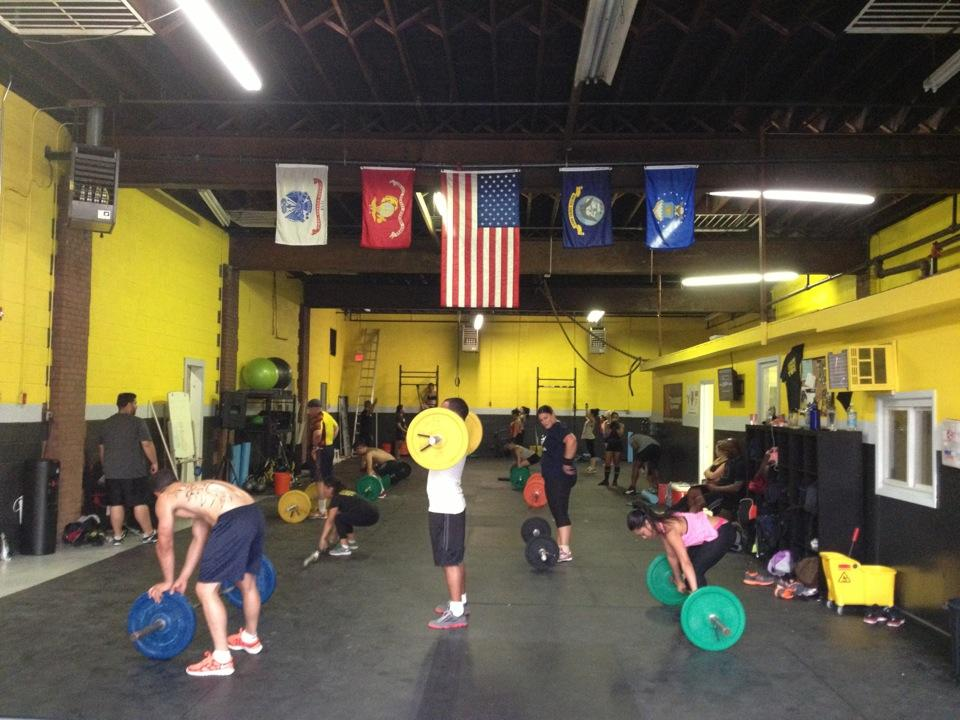 Reasons to visit New York - CrossFit Elite Core Fitness (ECF)