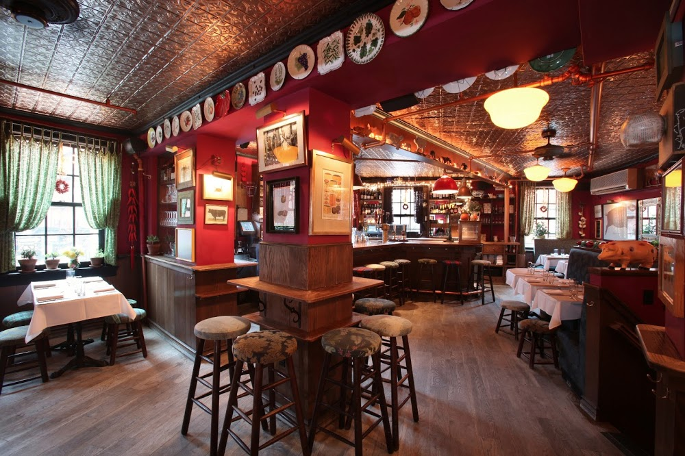 Reasons to eat out in Greenwich Village - The Spotted Pig