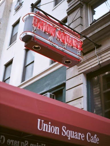Reasons to eat out in Greenwich Village - Union Square Cafe