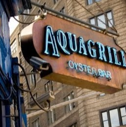 Reasons to eat out in Greenwich Village - Aquagrill