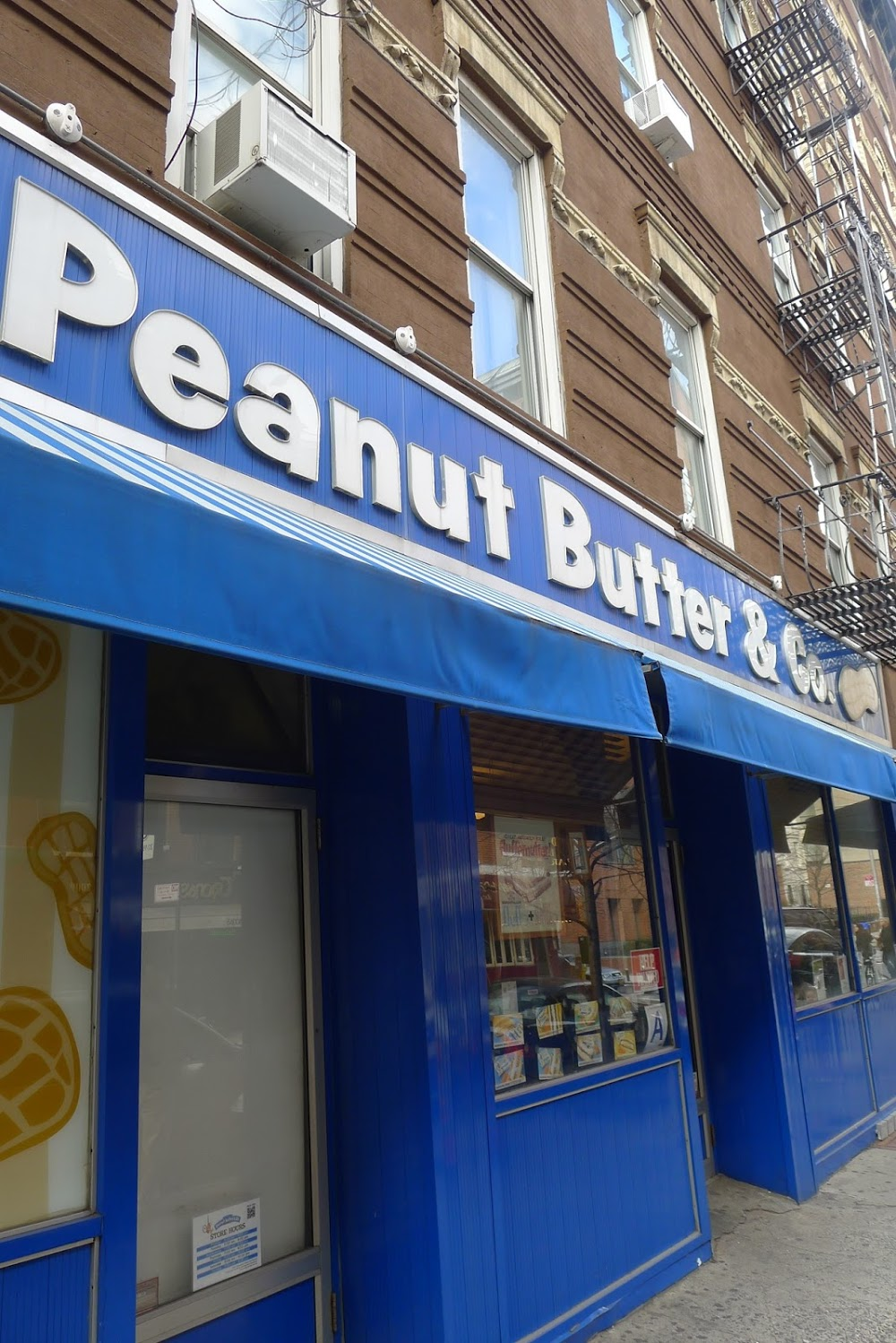 Reasons to eat out in Greenwich Village - Peanut Butter & Co.