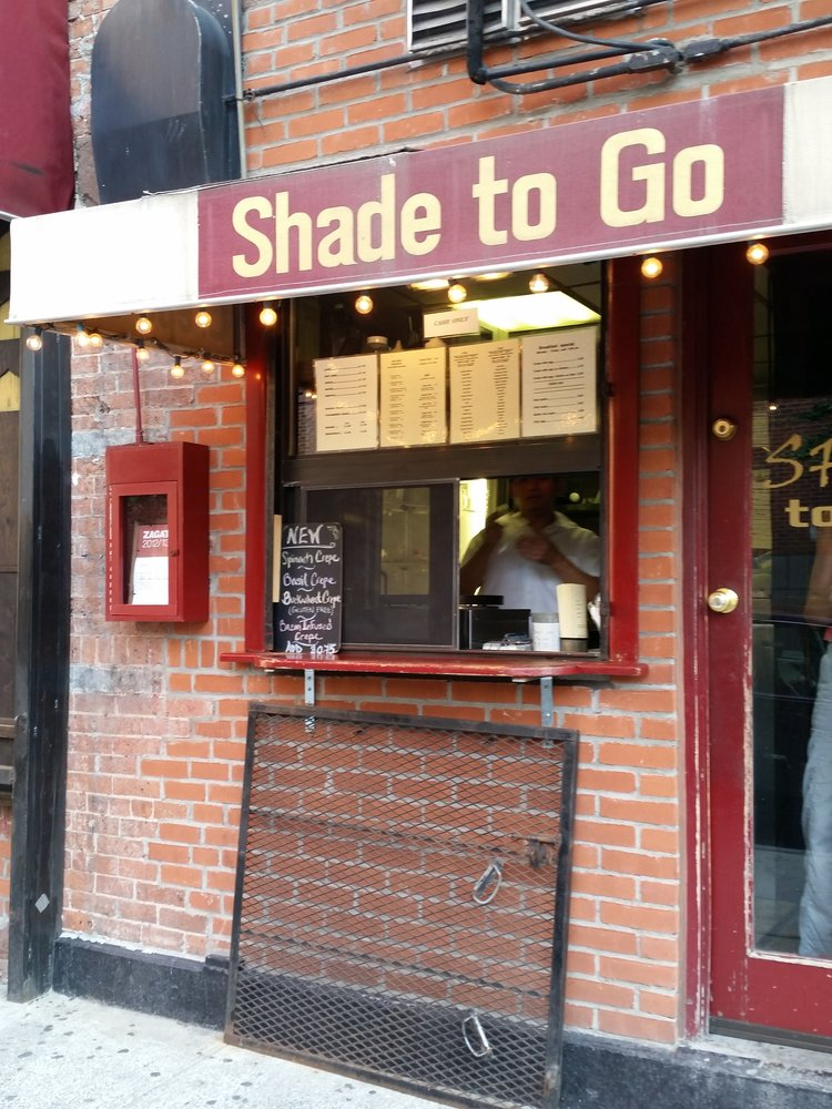 Reasons to eat out in Greenwich Village - Shade