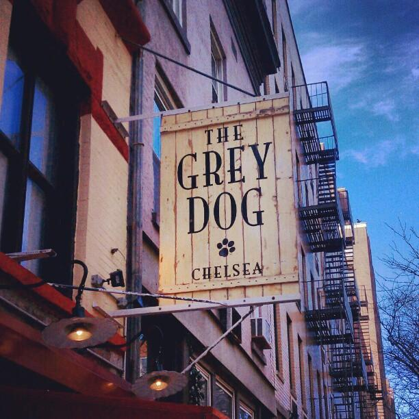 Reasons to eat out in Greenwich Village - The Grey Dog