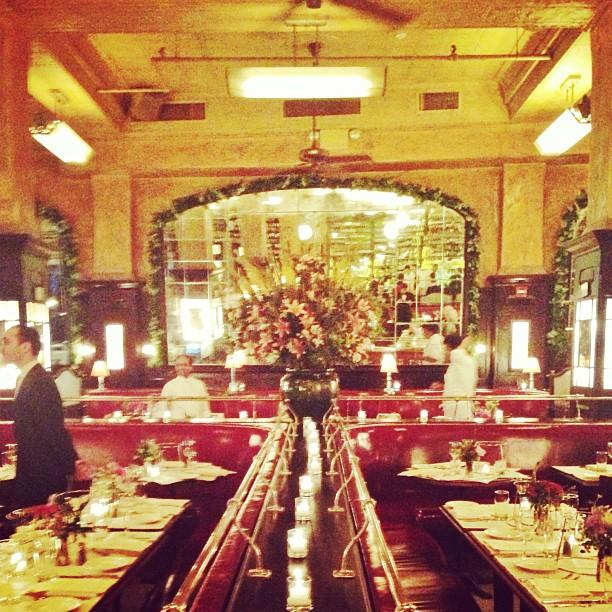 Reasons to eat out in Greenwich Village - Balthazar