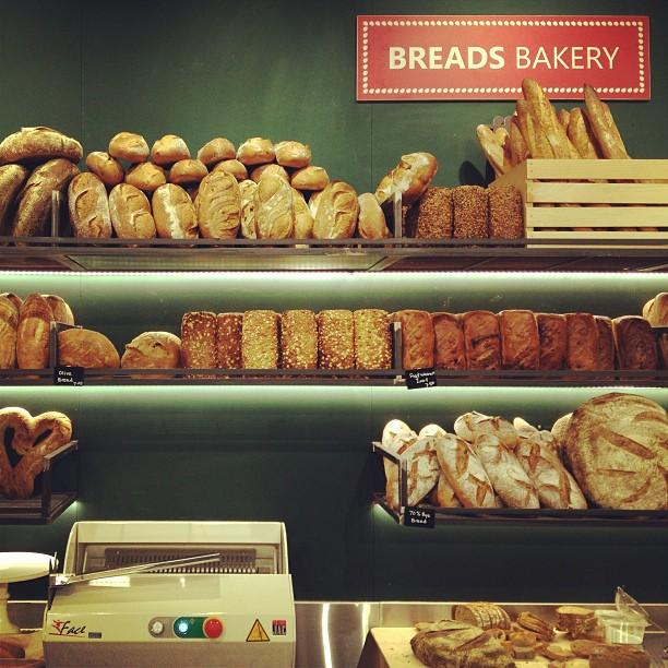 Reasons to eat out in Greenwich Village - Breads Bakery