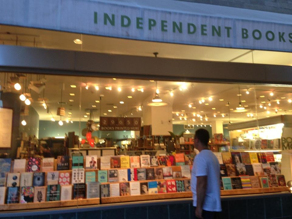 Reasons to eat out in Greenwich Village - McNally Jackson Books