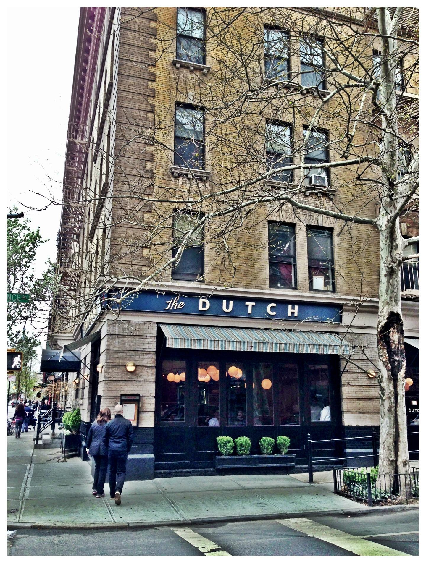Reasons to eat out in Greenwich Village - The Dutch