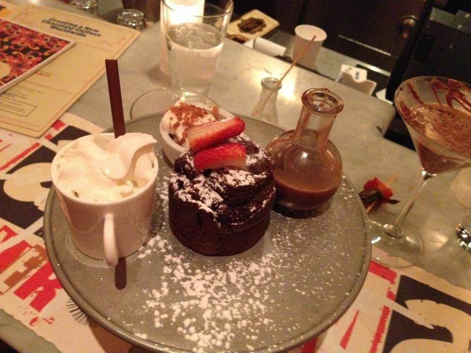Reasons to eat out in Greenwich Village - Max Brenner