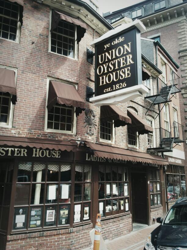 Reasons to drink in Boston - Union Oyster House