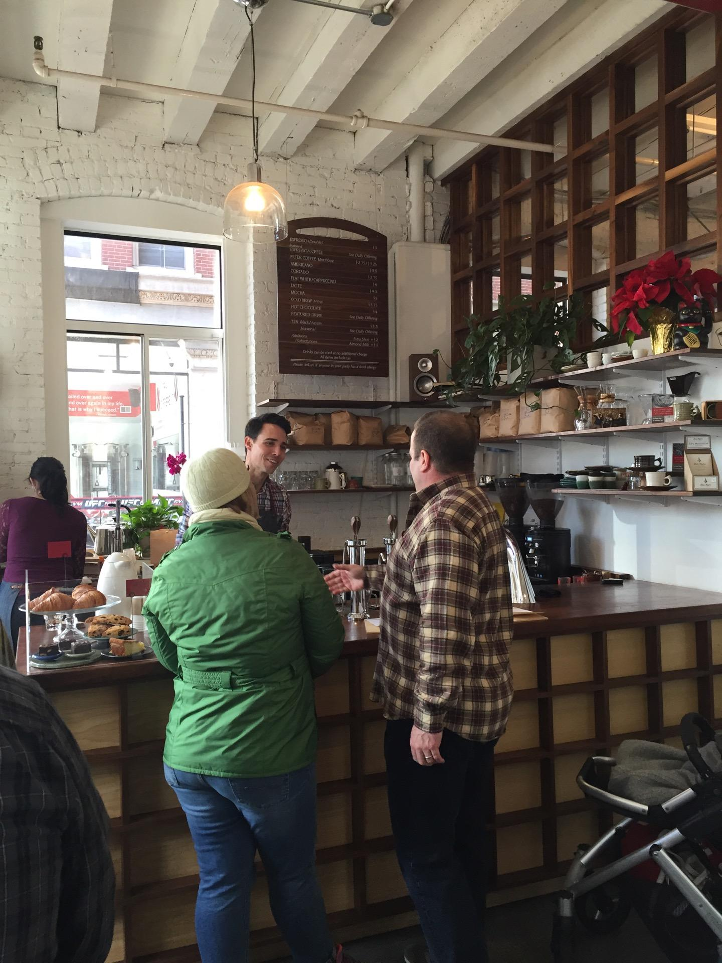 Reasons to drink in Boston - Gracenote Coffee