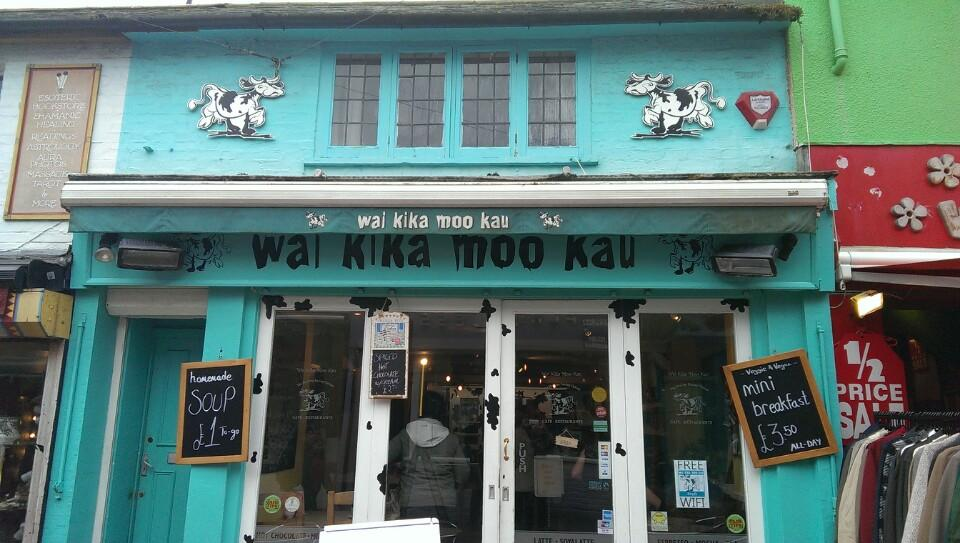 Reasons to eat out in Brighton - Wai Kika Moo Kau