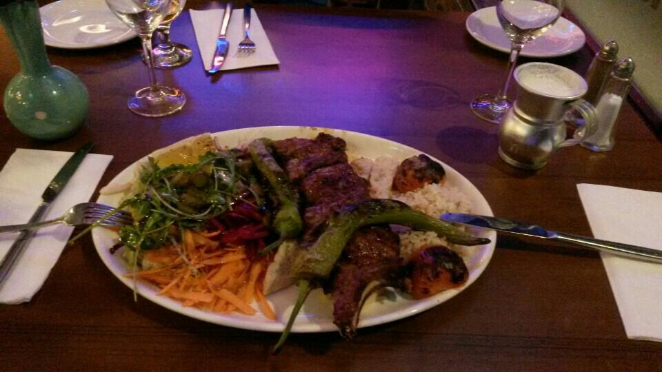 Reasons to eat out in Brighton - Anatolia Cuisine