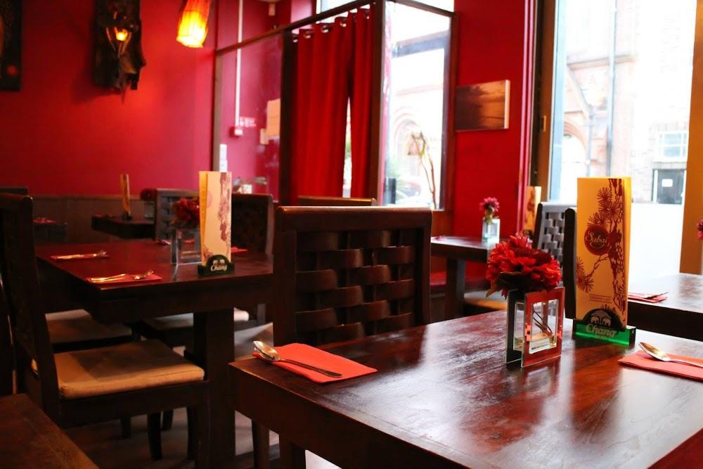 Reasons to eat out in Brighton - Sabai Thai Gastrobar