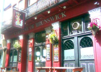 Reasons to eat out in Brighton - Caroline of Brunswick