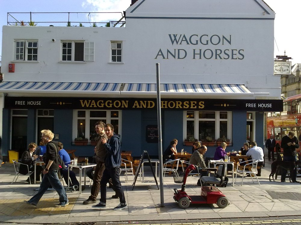 Reasons to eat out in Brighton - Waggon & Horses