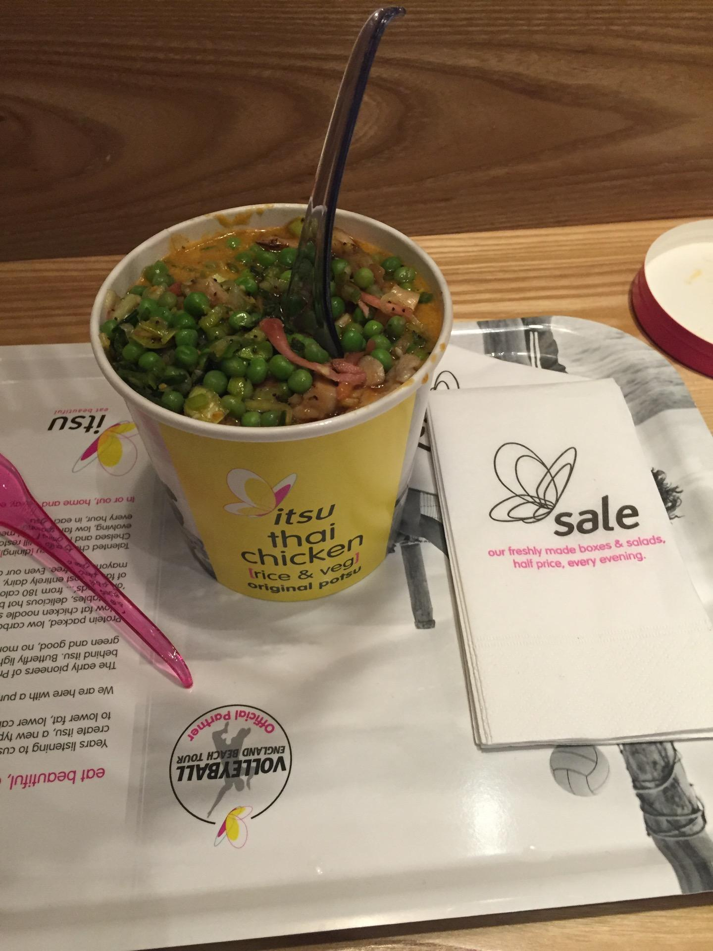 Reasons to eat out in Brighton - itsu