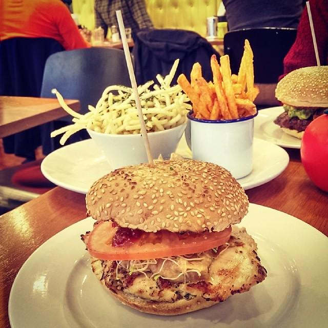Reasons to eat out in Brighton - Gourmet Burger Kitchen