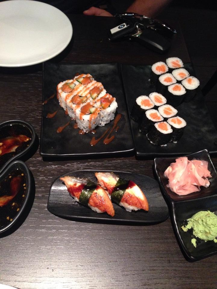 Reasons to eat out in Brighton - SushiMania