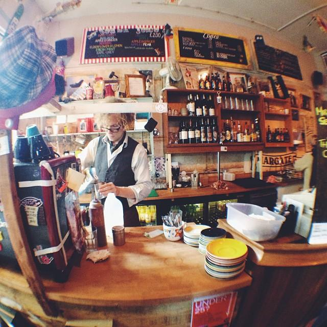 Reasons to eat out in Brighton - The Marwood