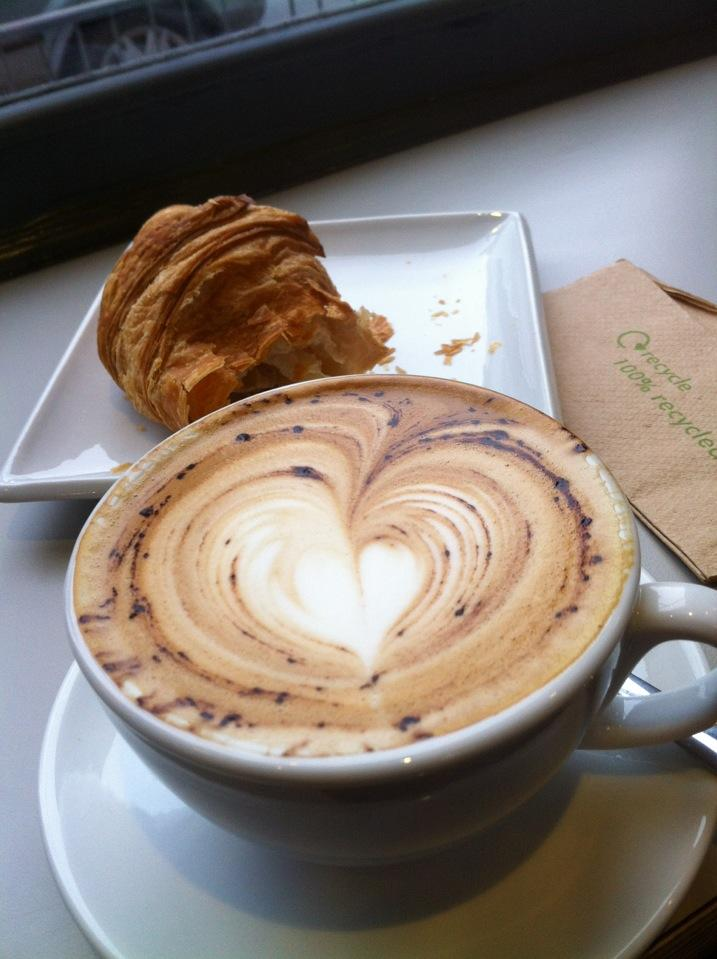 Reasons to eat out in Brighton - Small Batch Coffee