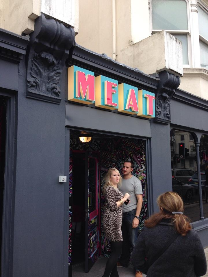 Reasons to eat out in Brighton - MEAT Liquor