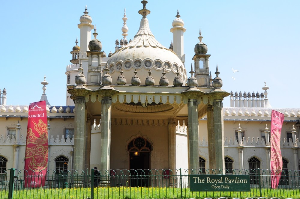 Reasons to drink in Brighton - The Royal Pavilion Tavern