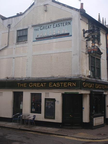 Reasons to drink in Brighton - Great Eastern