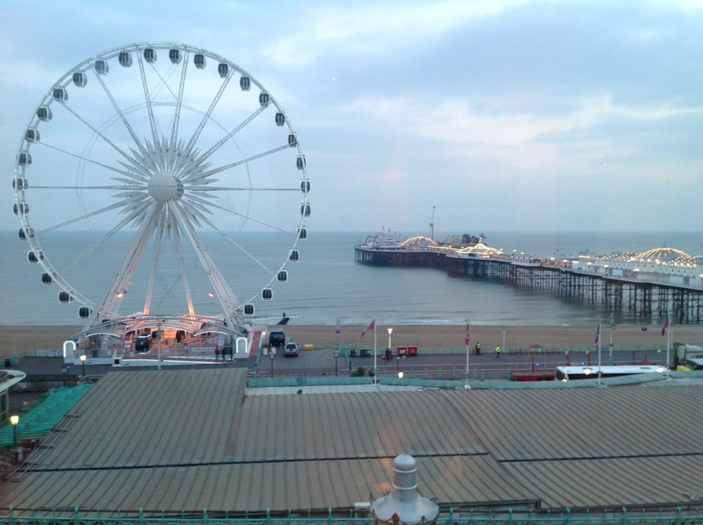 Reasons to stay in Brighton - Atlantic Seafront