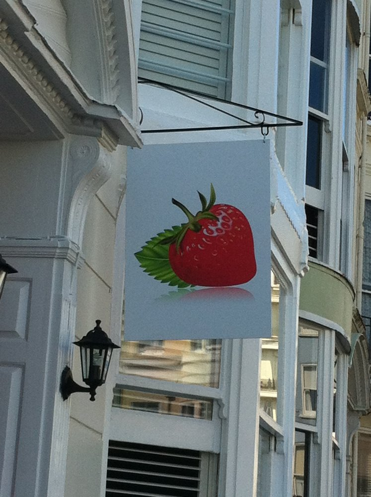 Reasons to stay in Brighton - Strawberry Fields