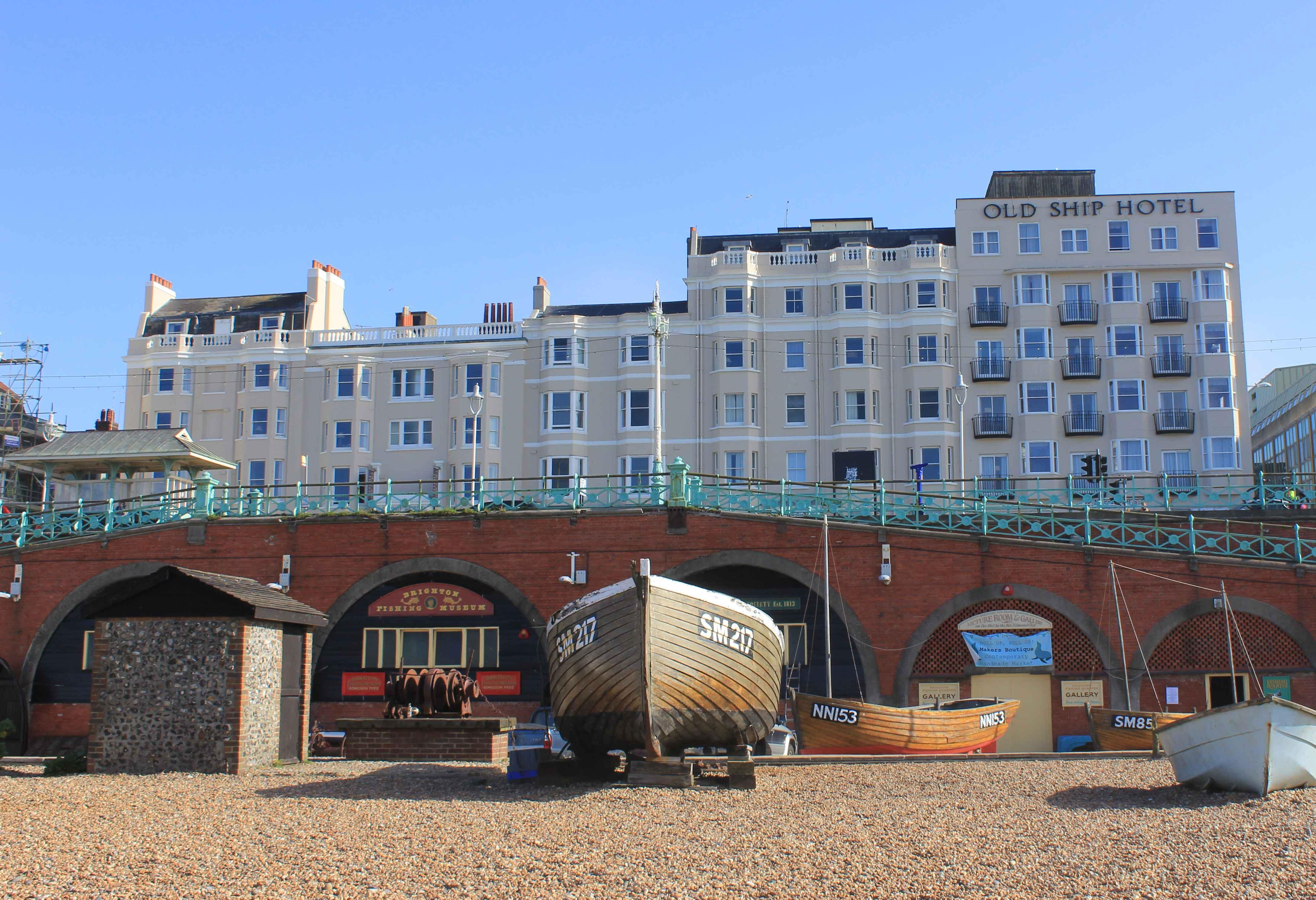 Reasons to stay in Brighton - The Old Ship Hotel