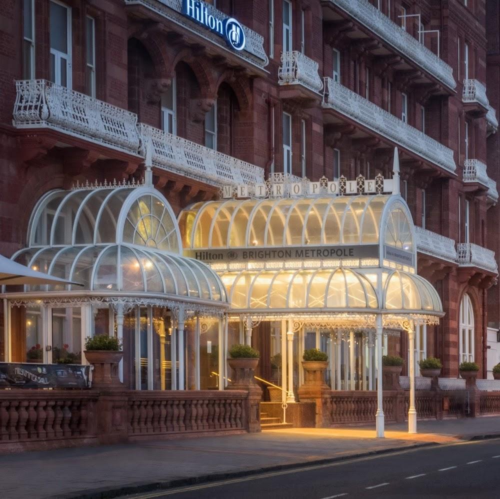 Reasons to visit Brighton - Hilton Brighton Metropole