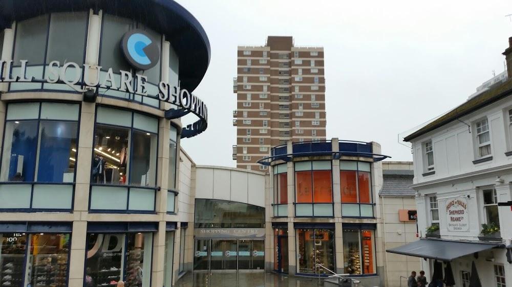 Reasons to visit Brighton - Churchill Square Shopping Centre
