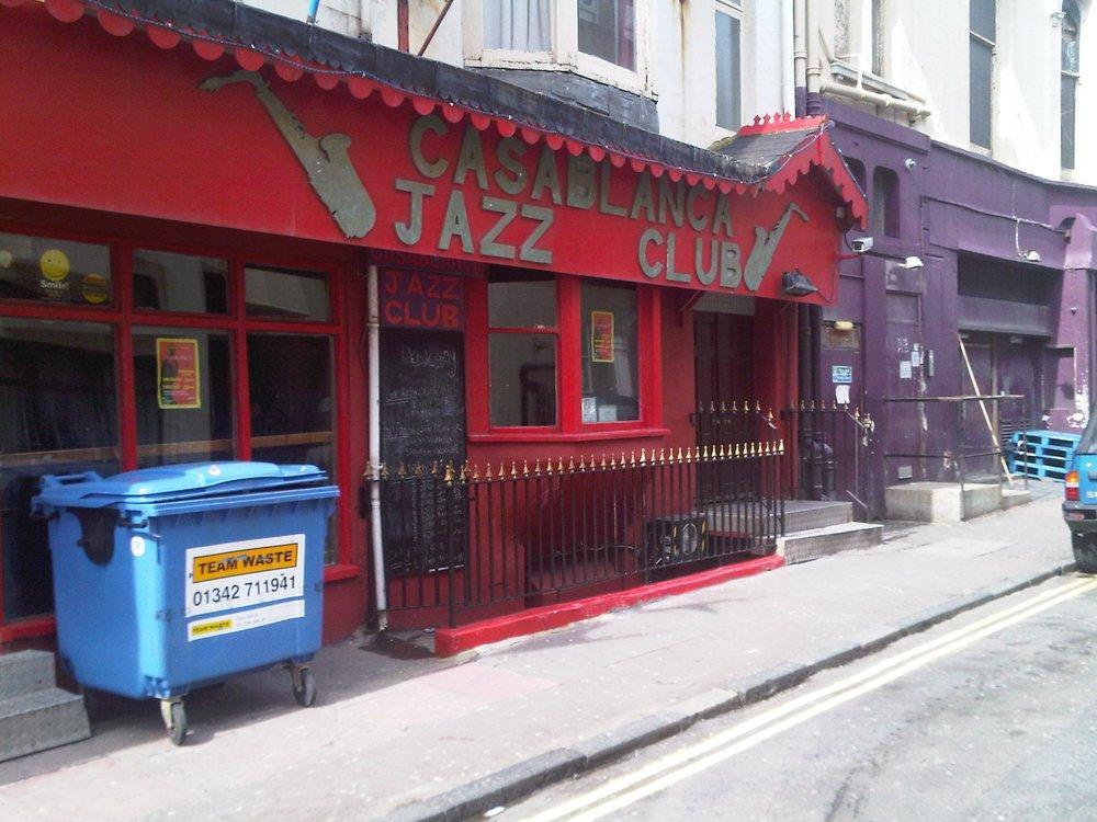 Reasons to visit Brighton - Casablanca Jazz Club
