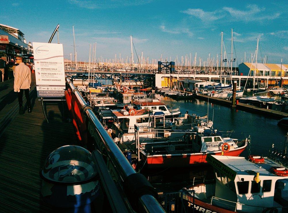 Reasons to visit Brighton - Brighton Marina